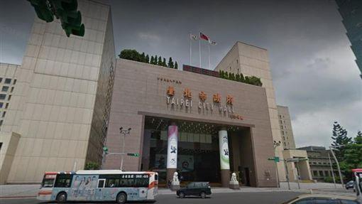 台北市政府(圖/翻攝google)
