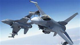 F-16V,圖/翻攝自推特