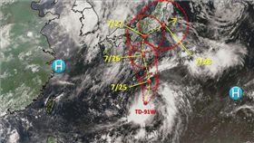 天氣風險 WeatherRisk臉書