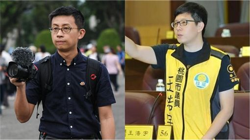 「呱吉」邱威傑,王浩宇 組合圖/資料照