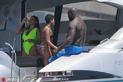 NBA,遊艇,度假,西班牙,球星