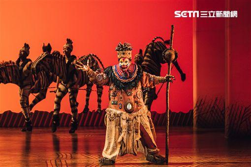 寬宏藝術,獅子王,音樂劇,百老匯