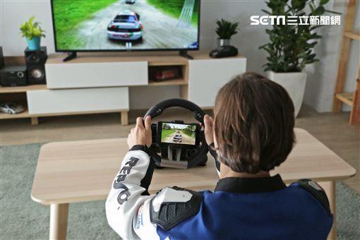 手遊,賽車,Serafim,iOS,Android,賽車方向盤,Serafim R1,R1+,腳踏板