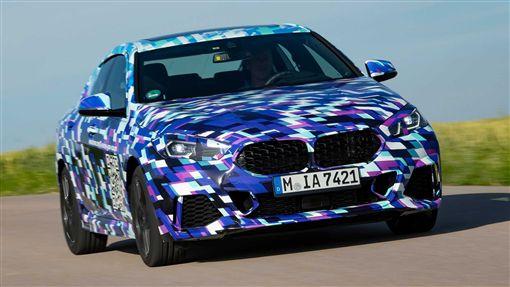 ▲BMW 2 Series Gran Coupe(圖/翻攝網路)