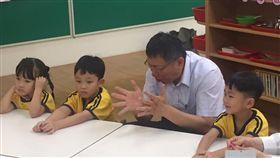 89準公幼六都最高!柯:孩子大家養 台北市準公幼,柯文哲