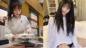 正妹糕點師「真理褲」上陣!網暴動:比甜點還甜