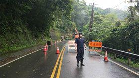 新北市,北宜公路,坍方,封閉