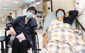 70歲的資深影星甄珍頭痛暈訊、半邊頭發麻/被送進急診。