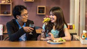 約會,用餐,吃飯,相親 示意圖/翻攝自PIXABAY