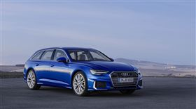 ▲The new Audi A6 Avant。(圖/翻攝網站)