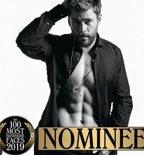 美國知名網站「TC Candler」每年票選的百大美女、帥哥名單一直都是不少粉絲最關注的事情。 圖/ig