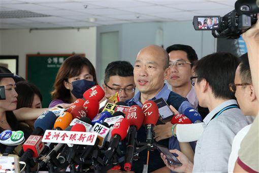 1080725高雄市工策會成立,韓國瑜