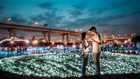美照,拍照,攝影師,景點,美景,情侶,照片(翻攝自IG stanley_pic)