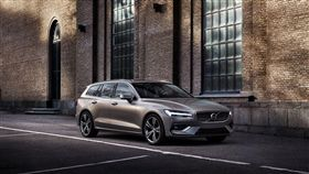 ▲The New V60。(圖/Volvo提供)