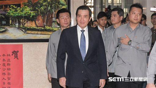 北檢針對三中案傳喚被告前總統馬英九出庭。資料照
