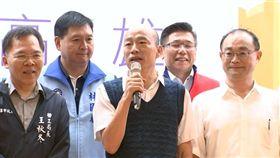 0727韓國瑜聯訪,新北市徵才活動