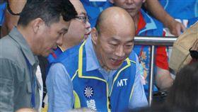 國民黨全代會韓國瑜。