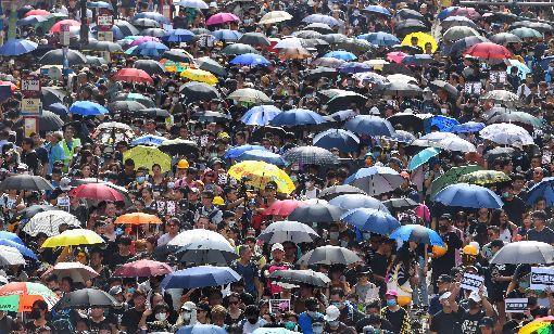 香港,反送中,元朗示威,衝突,集會