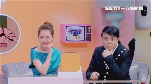 蔡康永,小S,鄭爽,花花萬物/friDay影音提供