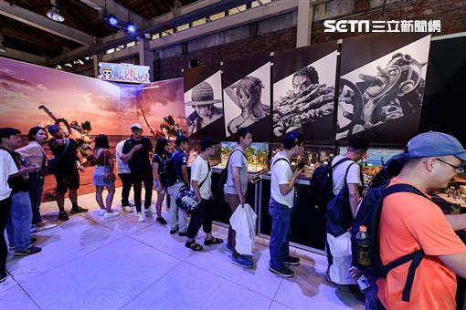 眼鏡牌,模型,BANPRESTO,BANDAI SPIRITS,台北華山1914文創產業園區,BANPRESTO EXPO 2019