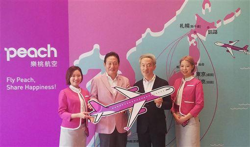 日本,樂桃航空,CEO,井上慎一,台灣,第二故鄉