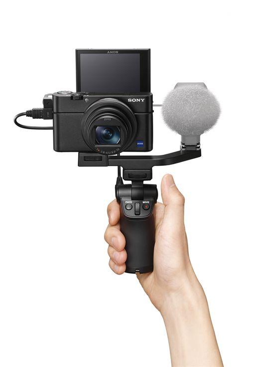 Sony,旗艦,隨身機,Cyber-shot,RX100,RX100 VII
