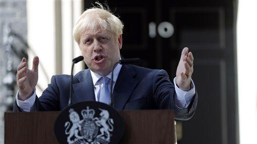 英國,首相,強生,保守黨,支持率,攀升