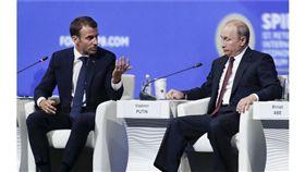 法國,G7,馬克宏,俄羅斯,蒲亭