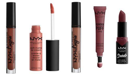 NYX Professional Makeup、3INA 提供