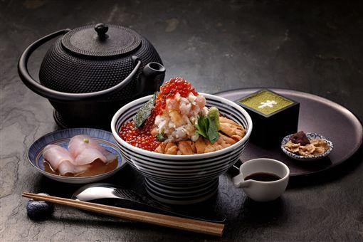 火鍋,海鮮丼