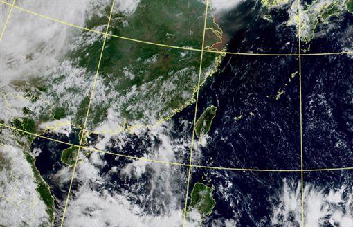 不穩定到8月中!颱風溫床出現 彭啟明:可能同時2、3個圖翻攝自中央氣象局官網