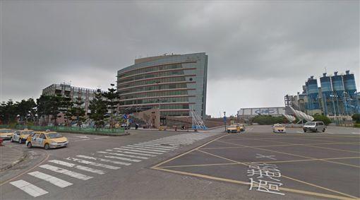 電梯,工人,台北港,新北,翻攝google