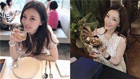 何如芸(圖/翻攝自臉書)