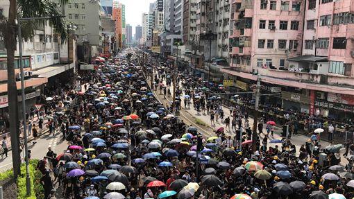 日本,NHK,香港,反送中,總統選情,蔡英文,韓國瑜
