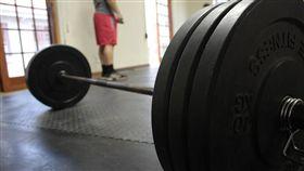 健身房,槓鈴,健身,舉重(圖/示意圖/翻攝pixabay)