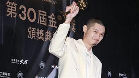 第30屆金曲獎最佳國語男歌手獎Leo王。(記者邱榮吉、林士傑/攝影)
