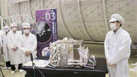 日本,太空,研發,水,尿,淨水器,淨化,太空站,月亮,再生水,探索, 圖/翻攝自推特