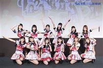 AKB48 Team TP安安大明星。(圖/記者林士傑攝影)