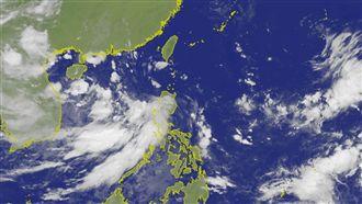 今、明高溫炎熱 第7號颱風恐生成
