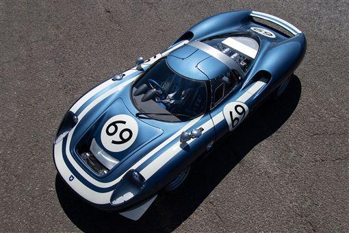 ▲向Jaguar XJ13致敬的LM69復刻超跑。(圖/翻攝網站)