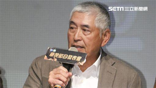2019華視節目表會,影劇「蘇爺爺的肖像畫」演員柯一正。(記者林士傑/攝影)