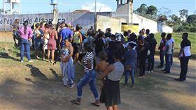 巴西,監獄,囚犯血腥衝突,喪命,大屠殺
