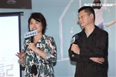 「俗女養成記」首映記者會,導演嚴藝文、陳長綸。(圖/記者林士傑攝影)