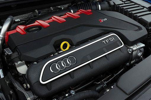 ▲Audi 2.5升五缸渦輪引擎(圖/翻攝Autocar)