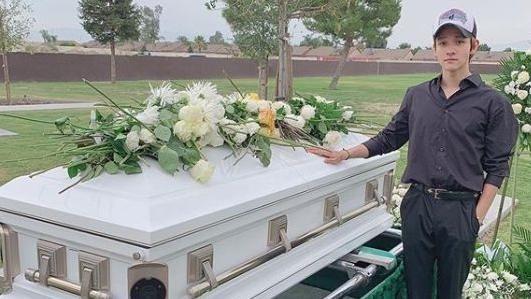 17歲男星父遇害!兇手竟是多年好友