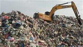 雲林縣,斗六市,垃圾轉運站,惡臭,莿桐鄉,抗議