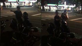 騎車衝撞罷韓志工!他露齒笑「有撞到你嗎笑死人」 網揪亮點:快檢舉 台灣基進高雄黨部臉書