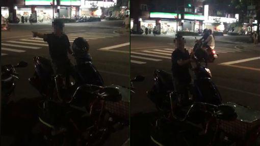 騎車衝撞罷韓志工!他露齒笑「有撞到你嗎笑死人」 網揪亮點:快檢舉台灣基進高雄黨部臉書