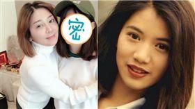 王彩樺,女兒庭庭/臉書