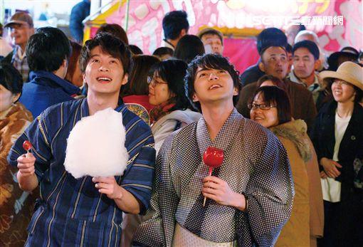 《大叔之愛電影版》 采昌國際多媒體提供